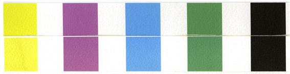 inkjet print longevity tests